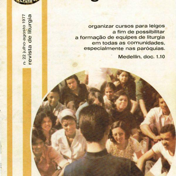 Revista de Liturgia Edição 22 - Equipes de Liturgia