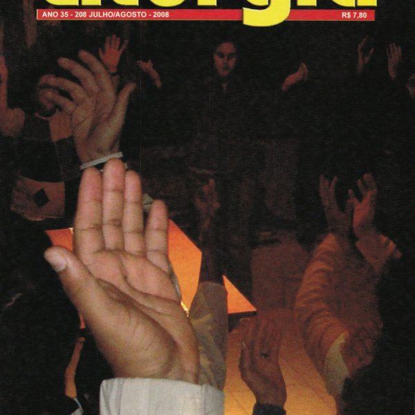 Revista de Liturgia Edição 208 – O Ministério da Liturgia