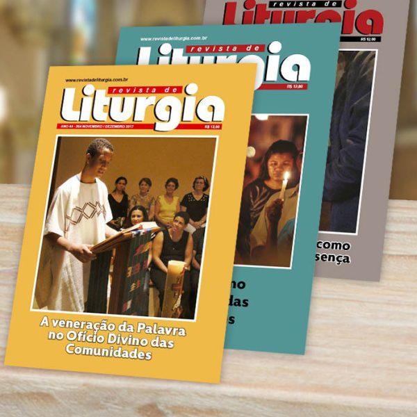 Revista de Liturgia Edições