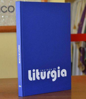 Revista de Liturgia Encadernada