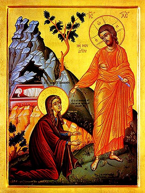 Maria Madalena, discípula do Senhor, 22 de julho