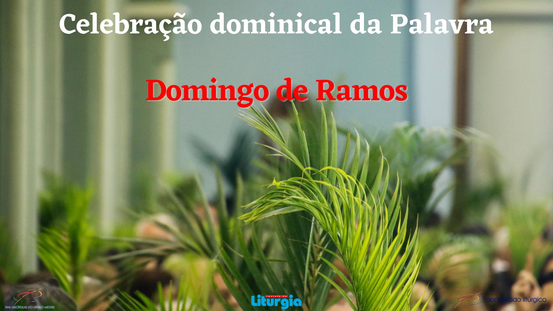 Domingo de Ramos 2021