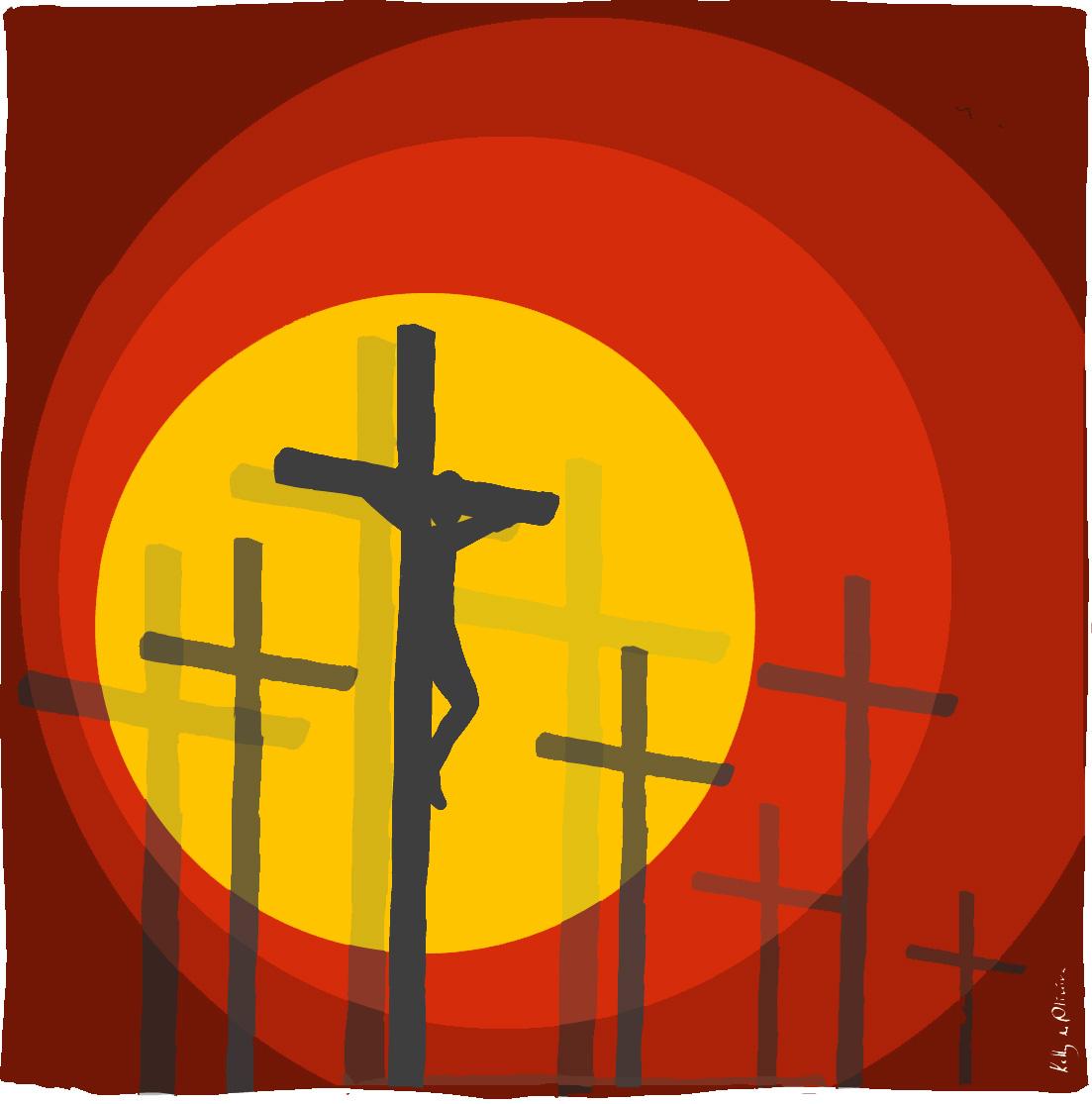 Sexta-feira Santa-Paixão e da Morte do Senhor