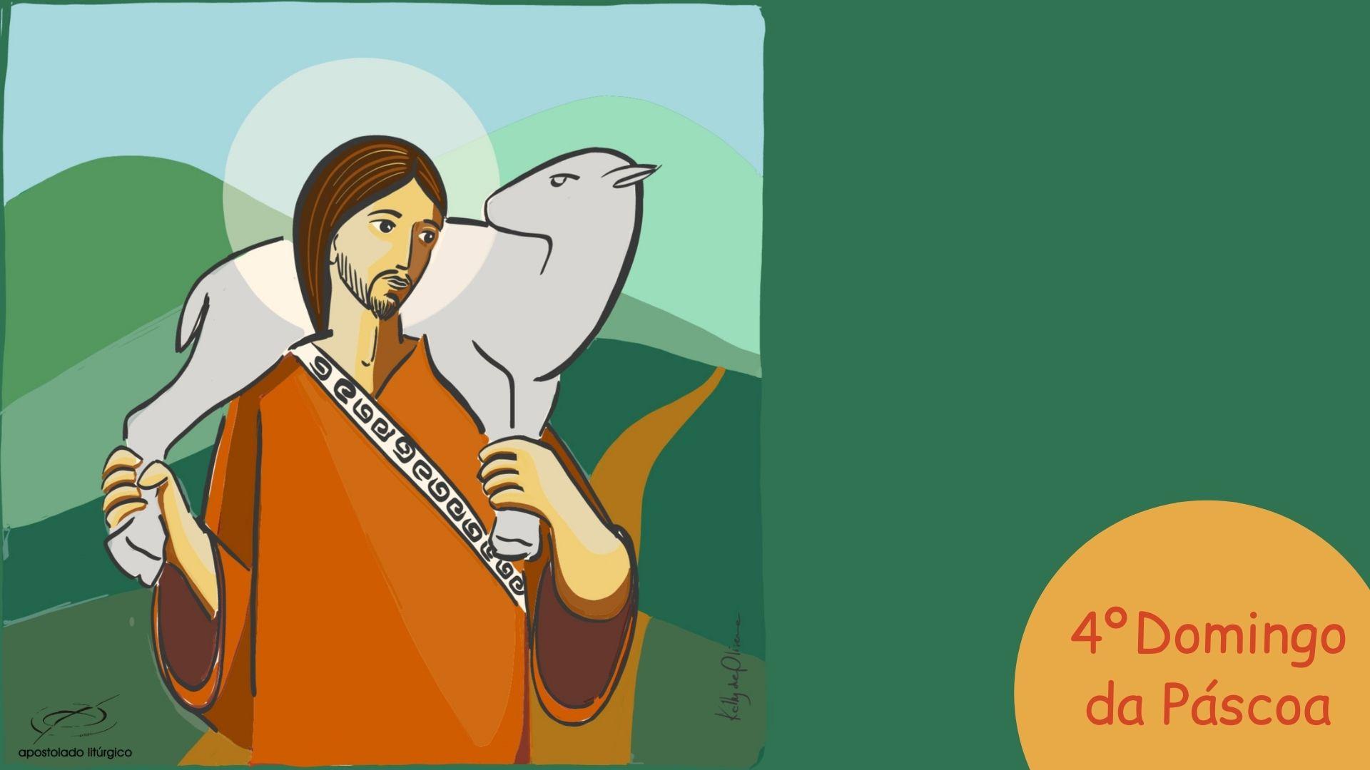 4º Domingo da Páscoa- Bom Pastor