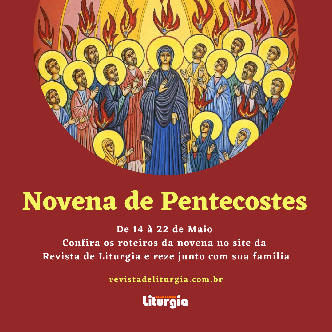 NOVENA DE PENTECOSTES – 2021