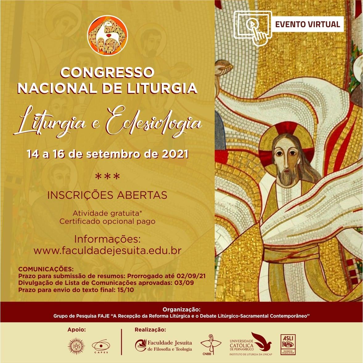 Congresso Nacional de Liturgia